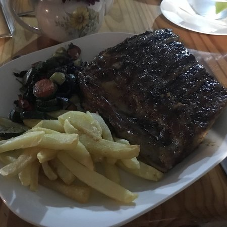 Hopetown, Νότια Αφρική: Die Stalle Restaurant