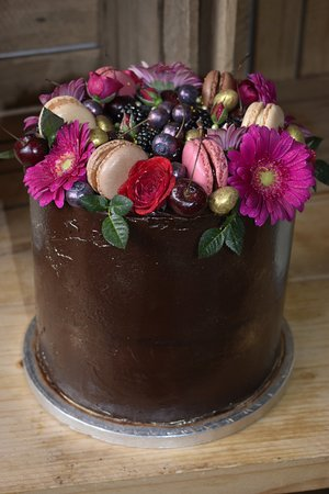 We have a bespoke cake making service