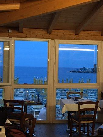 Bagni Marina Ristorante: Interno del locale