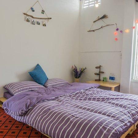 Gingko Homestay & Coffee: Cozy and kute room