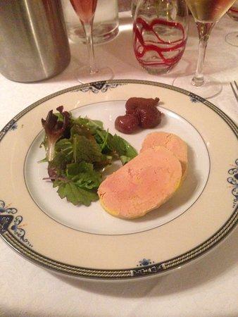 Guilliers, Francja: Foie gras