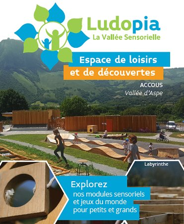 Espace Ludopia: Vallée sensorielle