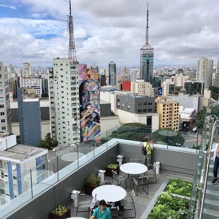 Mirante Sesc Paulista