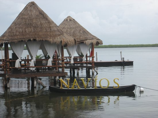 Navios Fusion Mexican Food Naviods Restaurant Hotel Zone Cancun