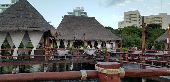 Navios Fusion Mexican Food Restaurant Hotel Zone Cancun Mexico