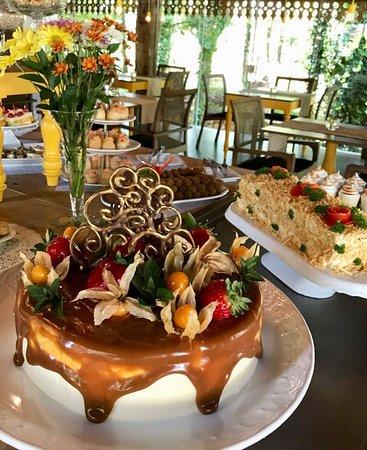Valle D'incanto Midscale Hotel : Chá da tarde aos sábados