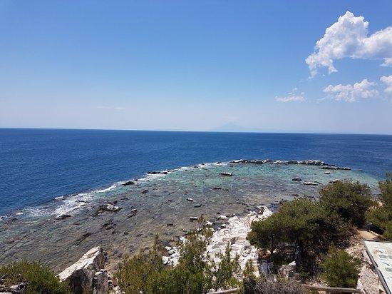 Aliki Beach Photo