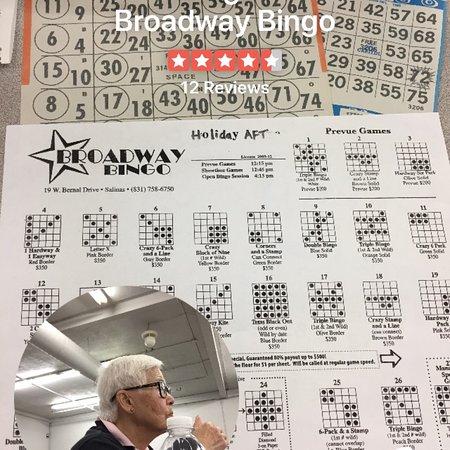 Broadway Bingo: Mother 's Day 2018!