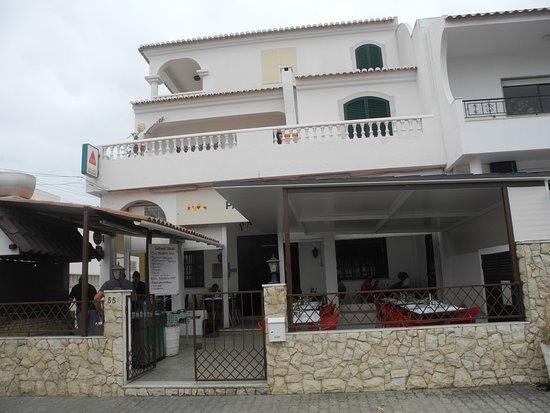 O Paladar : Das Restaurant von Außen