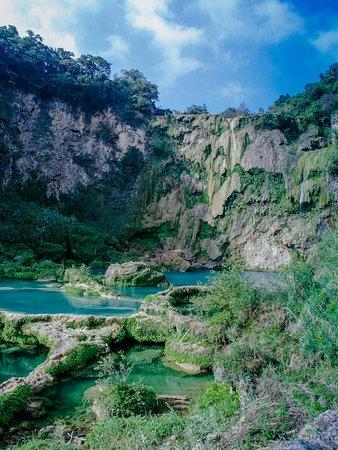 Huasteca Secreta Salto del Meco : Cascada el Salto - a 10 min de Hotel