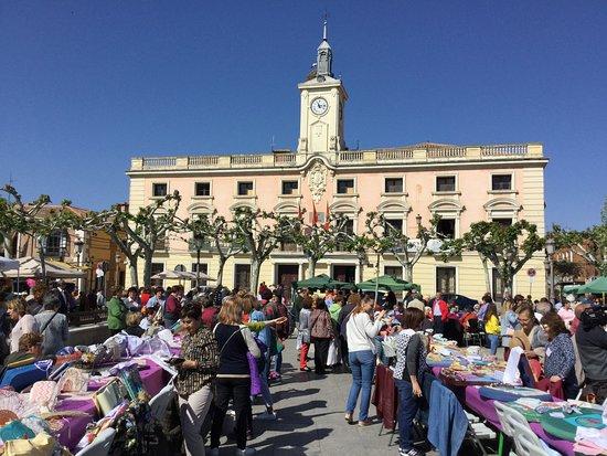 Plaza de Cervantes: Ayuntamiento