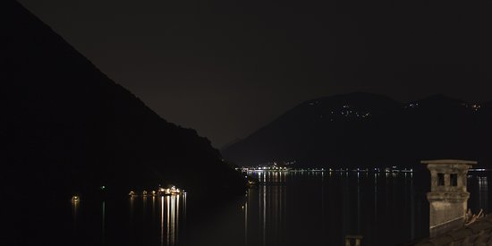 Gandria, Suisse : lake view from the terrasse