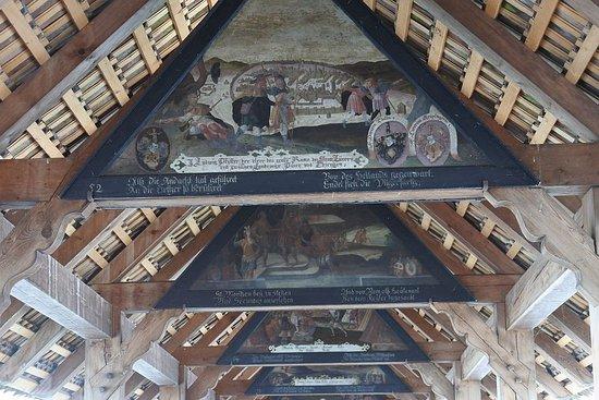 卡贝尔桥照片