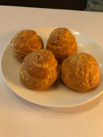 Le Taillevent: gougeres