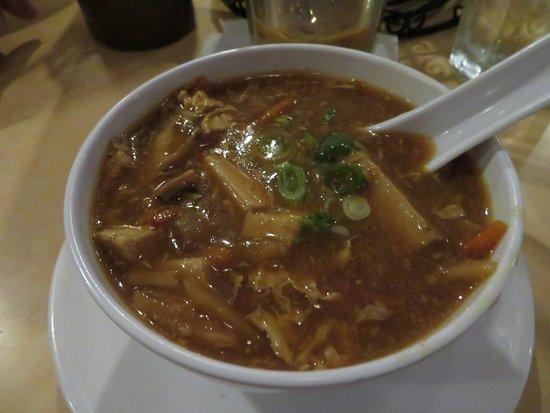 Mai Lee : Hot & Sour Soup