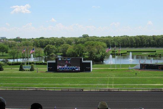 阿灵顿公园赛马场照片