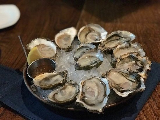 Amazing Oysters