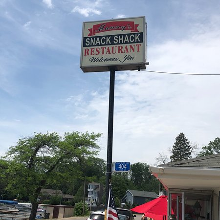 Manny's Snack Shack Picture
