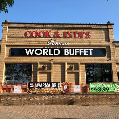 Cook & Indi's World Buffet ภาพถ่าย