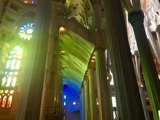 De Sagrada Família: Light Show