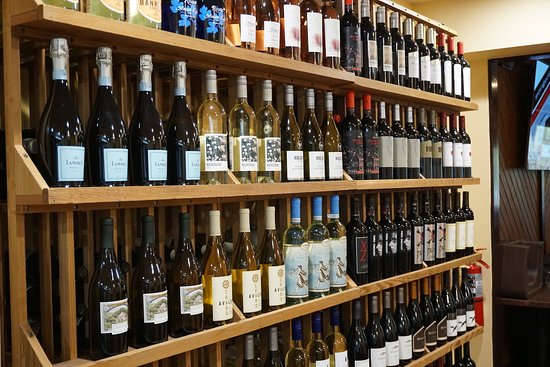 The Boulevard : Our Wide Selection of Off-Sale Wines