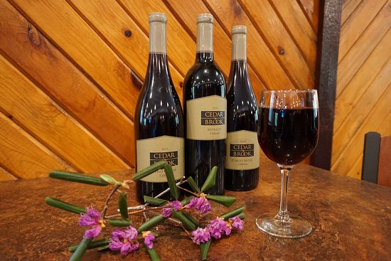 The Boulevard : Our House Red Wines