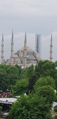 Blue Mosque Foto