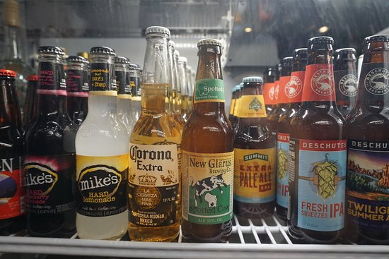 The Boulevard : Just a small sample of our many Domestic and Craft Beers