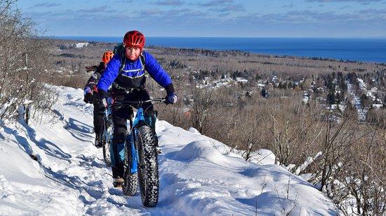 Day Tripper of Duluth: Fat biking