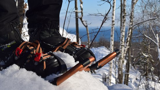 Day Tripper of Duluth: Snowshoeing in Duluth
