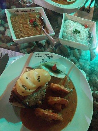 Ostradamus Bar e Restaurante: Prato principal - Prato da Boa Lembrança