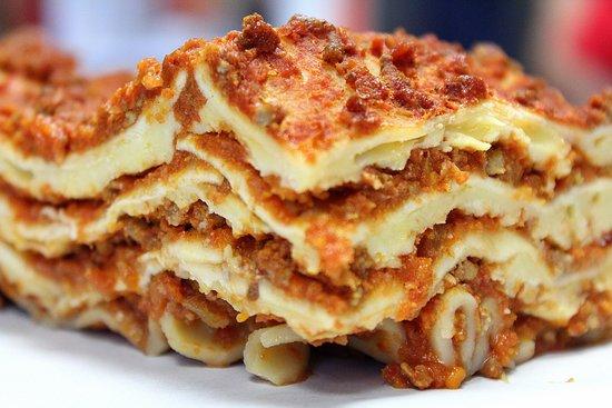 Alberto Pizza: lasagne