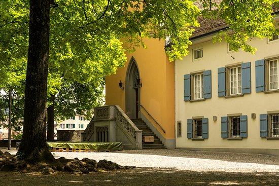 Lindenhofplatz: Lindenhof