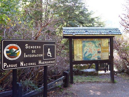 Huerquehue National Park: Entrada do Parque