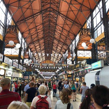 Central Market Hall ภาพถ่าย