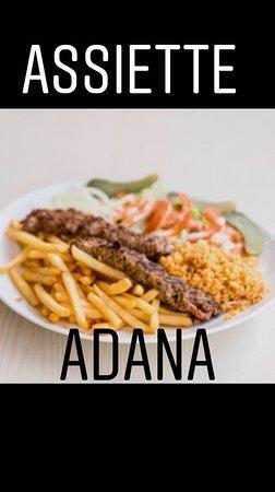 MG Marmara: Assiette Adana
