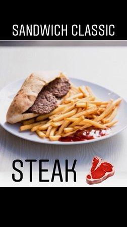 MG Marmara: Sandwich steak