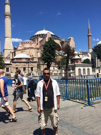 Istanbul Tours by Cezmi Akar: hagia sofia tours by cezmi akar