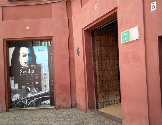 Casa de Murillo: Entrada