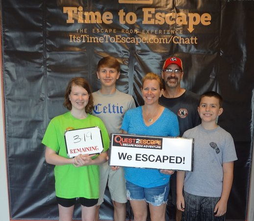 Time to Escape: the Escape Room Experience (Chattanooga)照片