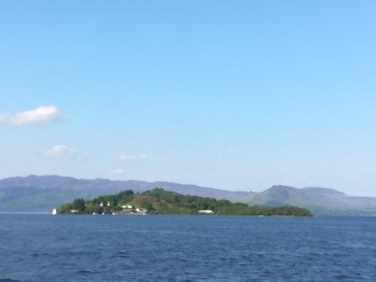 Sweeney's Cruise Co. Loch Lomond Photo