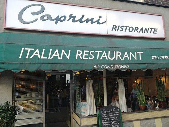 Caprini Restaurant Photo
