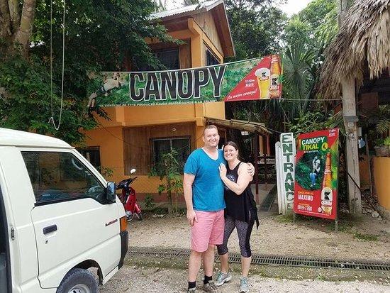 写真Tikal Canopy Tour枚