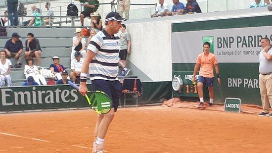 Stade Roland Garros Photo
