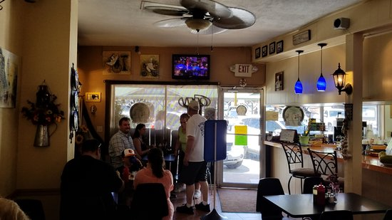 Havana Cafe : Tiny place was jammed for a Saturday lunch