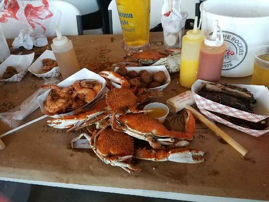 Crab and Cruise-billede