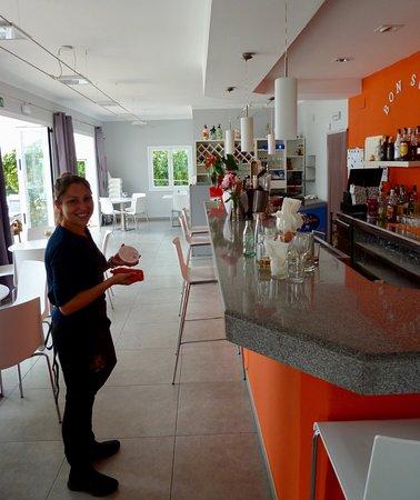 Restaurante Cafeteria Bon Sol: Friendly helpful staff