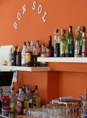 Restaurante Cafeteria Bon Sol: Bon Sol Bar