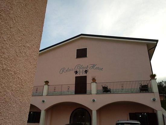 Roccavignale, Italia: Relais Black Horse