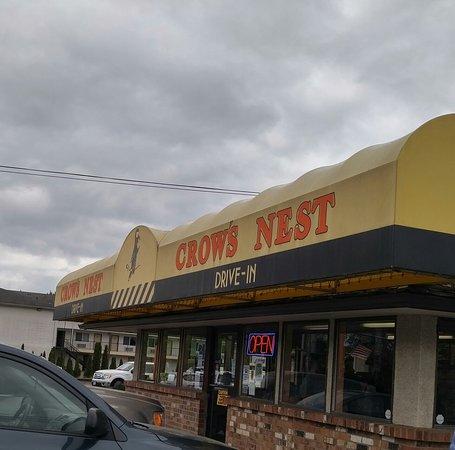 Montesano, WA: Crow's Nest Drive-In